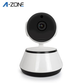 China Remote Security Rotate Pan Tilt Wifi Camera Mini Motion Detection supplier