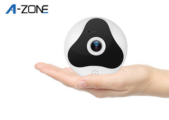 China Automatic WiFi Fisheye Security Camera Ip Support H.264+ For Home supplier