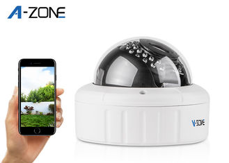 "China Outdoor Megapixels PTZ Speed Dome Camera Auto IR Cut  1/2.5"" Prongressive Scan CMOS supplier"