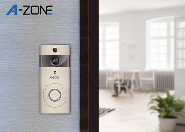 China Digital P2P Wifi Visual Intercom Doorbell Two Ways Audio Smart Home supplier