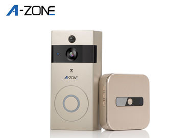 China 720P PIR Function Wireless Video Intercom Doorbell For Apartments supplier