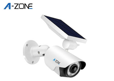 China Spy Camera Case Solar Led Motion Sensor Light , Solar Panel Security Light supplier