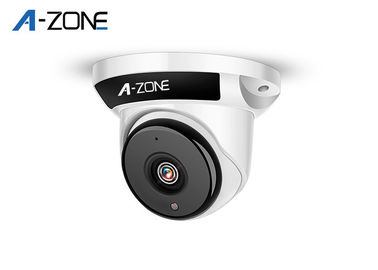 Exterior Dome Security Cameras  , 960P Infrared Security Camera Motion Detecting